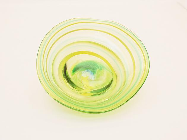 Glasskål Forår