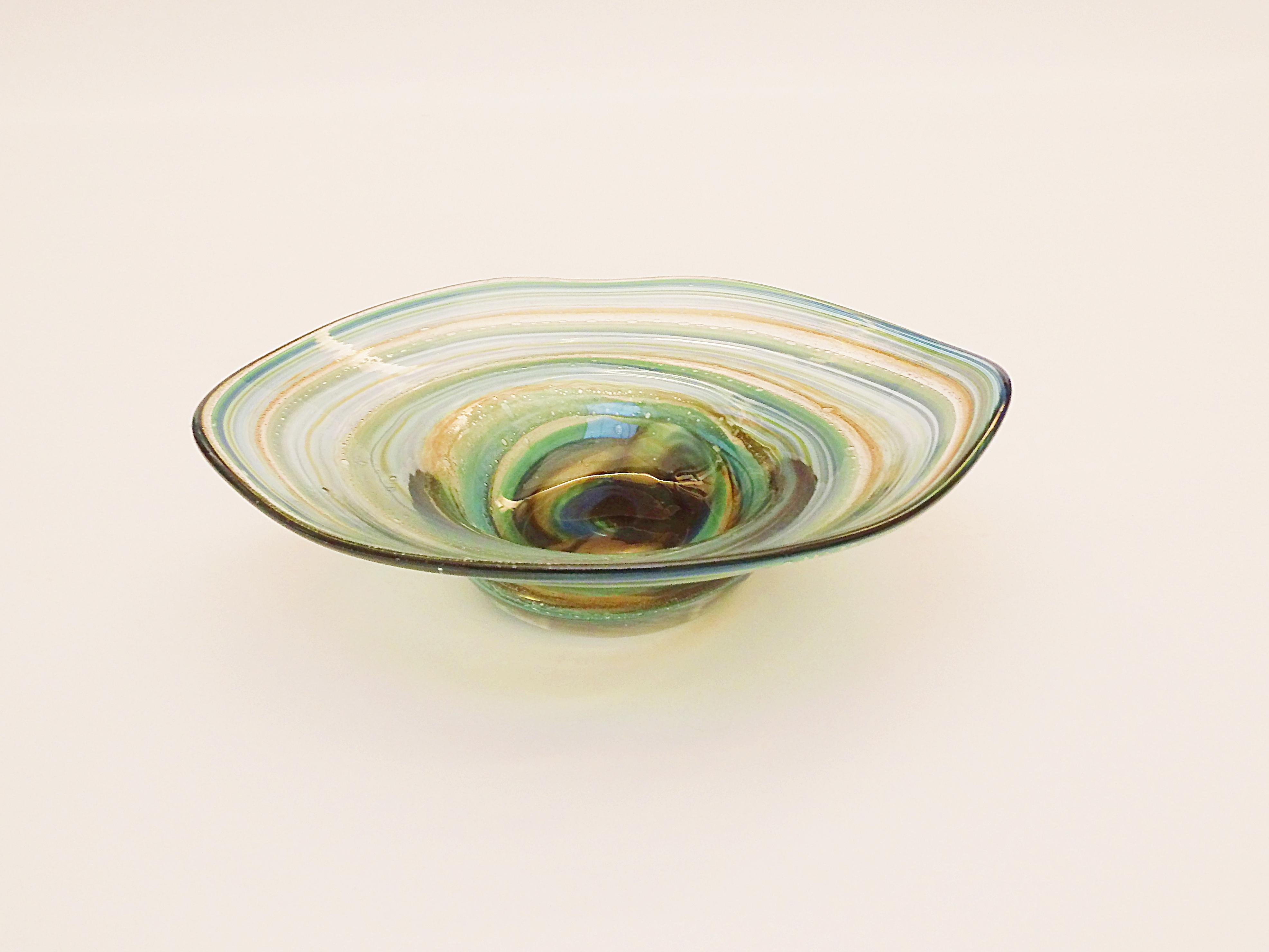 glasschalen flach